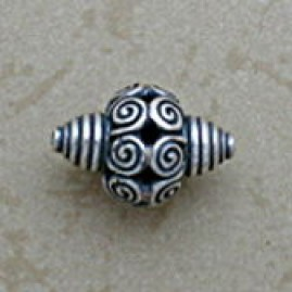 Exquisite Filigree Bead
