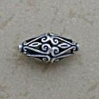 Conical Swirled Filigree Bead