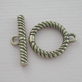 Twisting wire medium (Bronze)