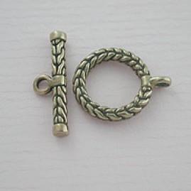 Snake skin motif (Bronze)