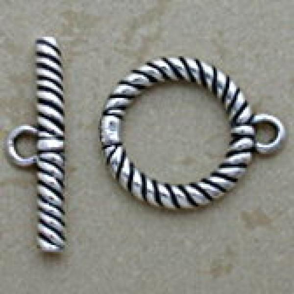 Twisting wire medium